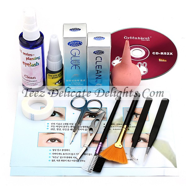 Professional Eyelash Extension Glue Reviews 19